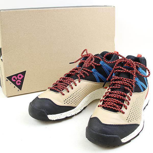 sale retailer df12c f1ea6 NIKE Nike ACG OKWAHN 2 525,367-200 sneakers men beige 29cm ...
