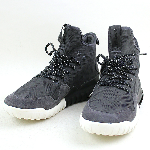new york 456cf 0dbef adidas Adidas TUBULAR X UNCGD sneakers 27cm men's charcoal X black 27cm