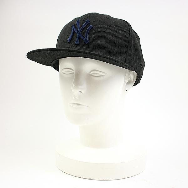 aceeca26700 KITH NYC kiss Empire City X NEW ERA new gills X NEW YORK YANKEES New York  Yankees NY logo cap hat black 7 3 8 men