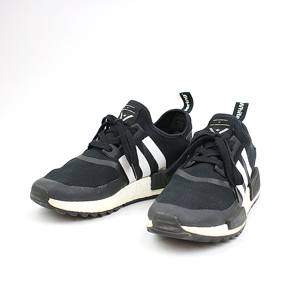 super popular 331bd ddd84 adidas Originals by White Mountaineering WM NMDTRAIL PK sneakers BA7518  black 27cm men