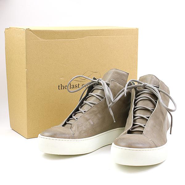 23b54a64db the last conspiracy Zara strike conspiracy 18AW RENATO soft sneakers gray  44 (28cm - around 28.5cm) men