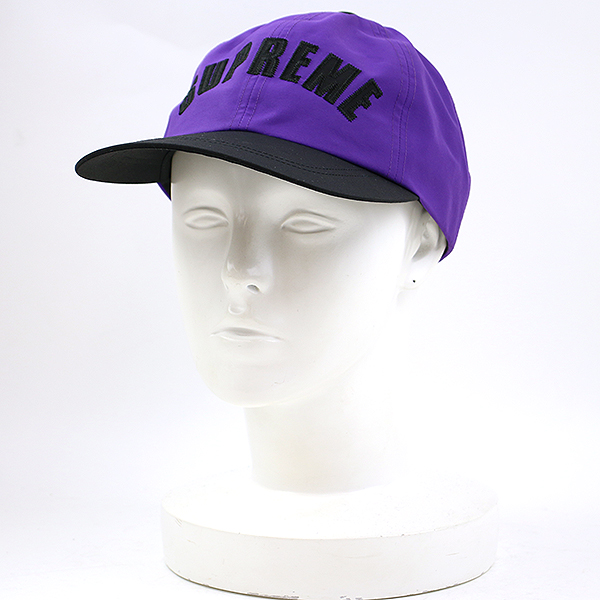 ab878f570 Supreme X THE NORTH FACE シュプリーム X ザノースフェイス 19SS Arc Logo 6-Panel Cap cap  purple men