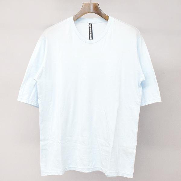 【中古】ripvanwinkle リップヴァンウインクル 19SS H/S T-SHIRT ハーフスリーブTシャツ サックスブルー 5 メンズ
