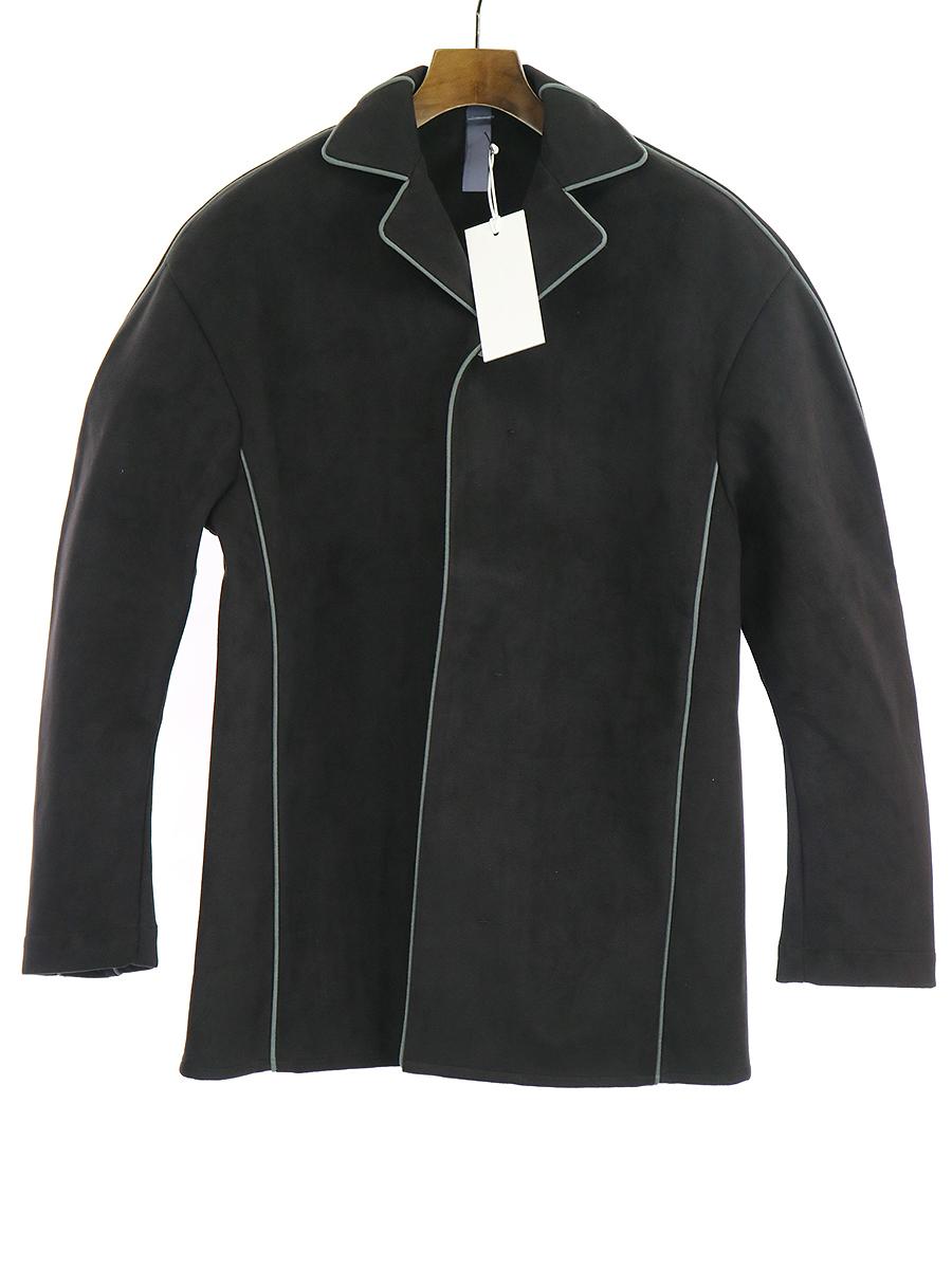 【中古】SHINYA KOZUKA シンヤコズカ Sleeping shirt for john パジャマジャケット ブラック S メンズ