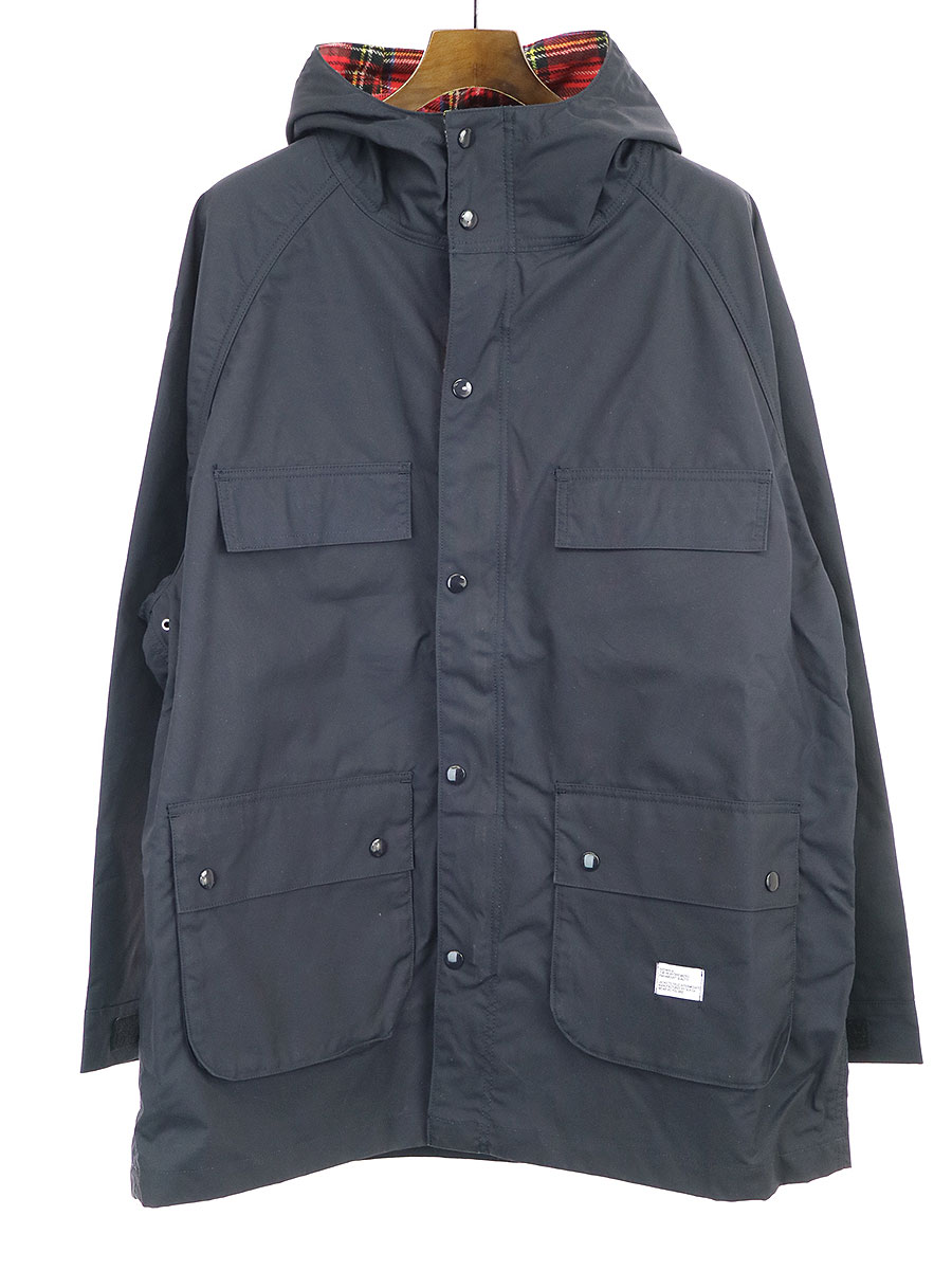 【中古】BEDWIN ベドウィン 19AW MOUNTAIN PARKA