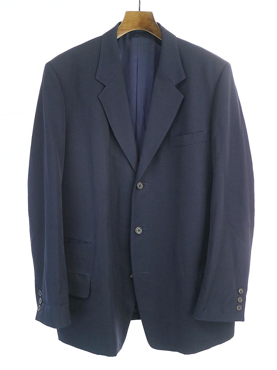 一番の 【】Y's for men ワイズ フォー メン 1997AW ウールギャバジン3Bセットアップスーツ ネイビー S M メンズ, 日本茶専門店 てらさわ茶舗 962fe932
