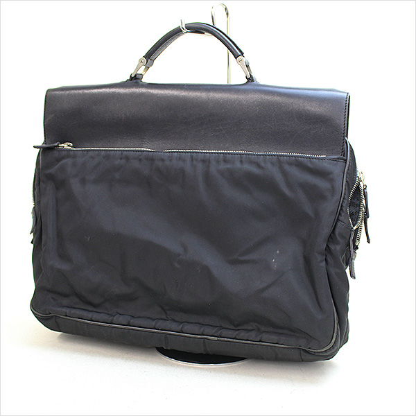 ebc5b89fe3e0 MODESCAPE Rakuten Ichiba Shop: PRADA Prada nylon briefcases and business  bags black | Rakuten Global Market