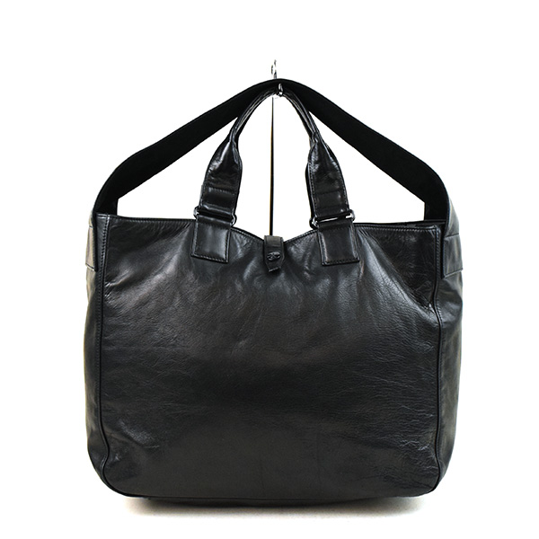 892e23221 PORTER 포터×ripvanwinkle 15 AW NEWSPAPER LEATHER TOTE 2 WAY 레더 숄더 토트 백 블랙