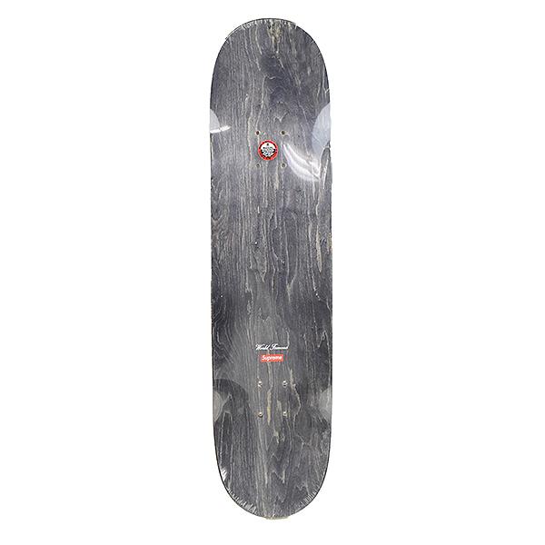 【中古】Supreme シュプリーム 18SS Illegal Business Skateboard ブラック【送料無料】