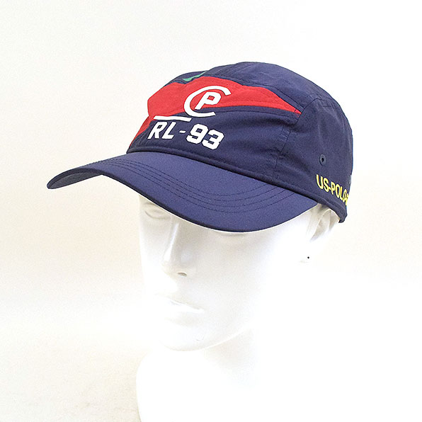 abb1e47cbdc38 Polo by Ralph Lauren polo by Ralph Lauren CP-93 sailing cap navy ONE SIZE