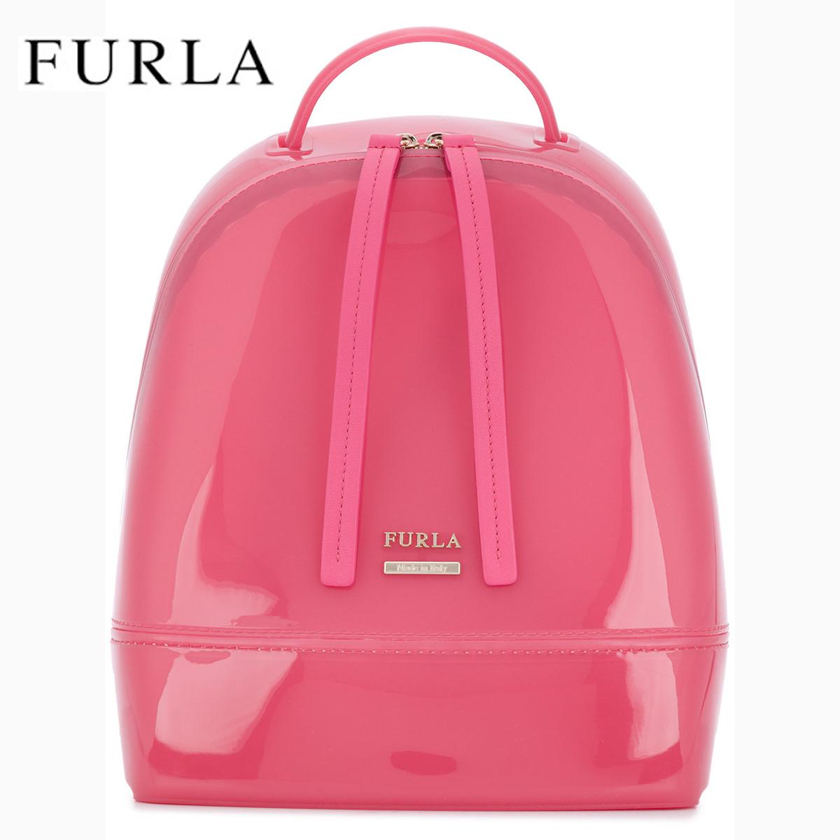 フルラ バッグ キャンディ リュック バックパック FURLA PVC Candy BackPack 920203