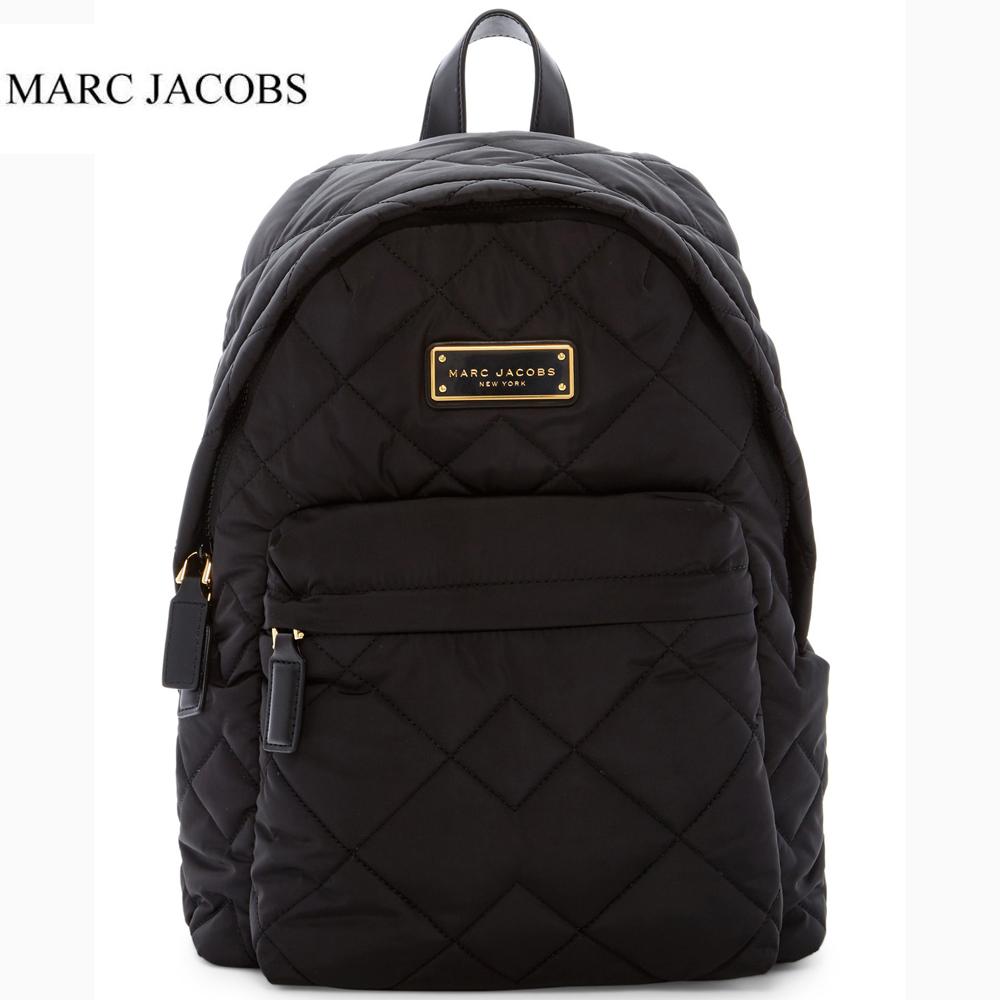 マークジェイコブス バック バックパック リュック Marc Jacobs Quilted Nylon Backpack