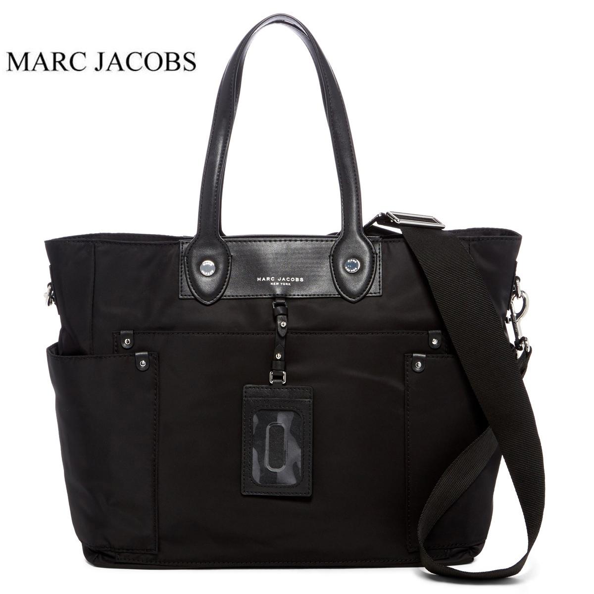 マークジェイコブス バッグ ナイロン 2way マザーズバッグ Marc Jacobs Preppy Nylon Eliz-A-Baby Bag