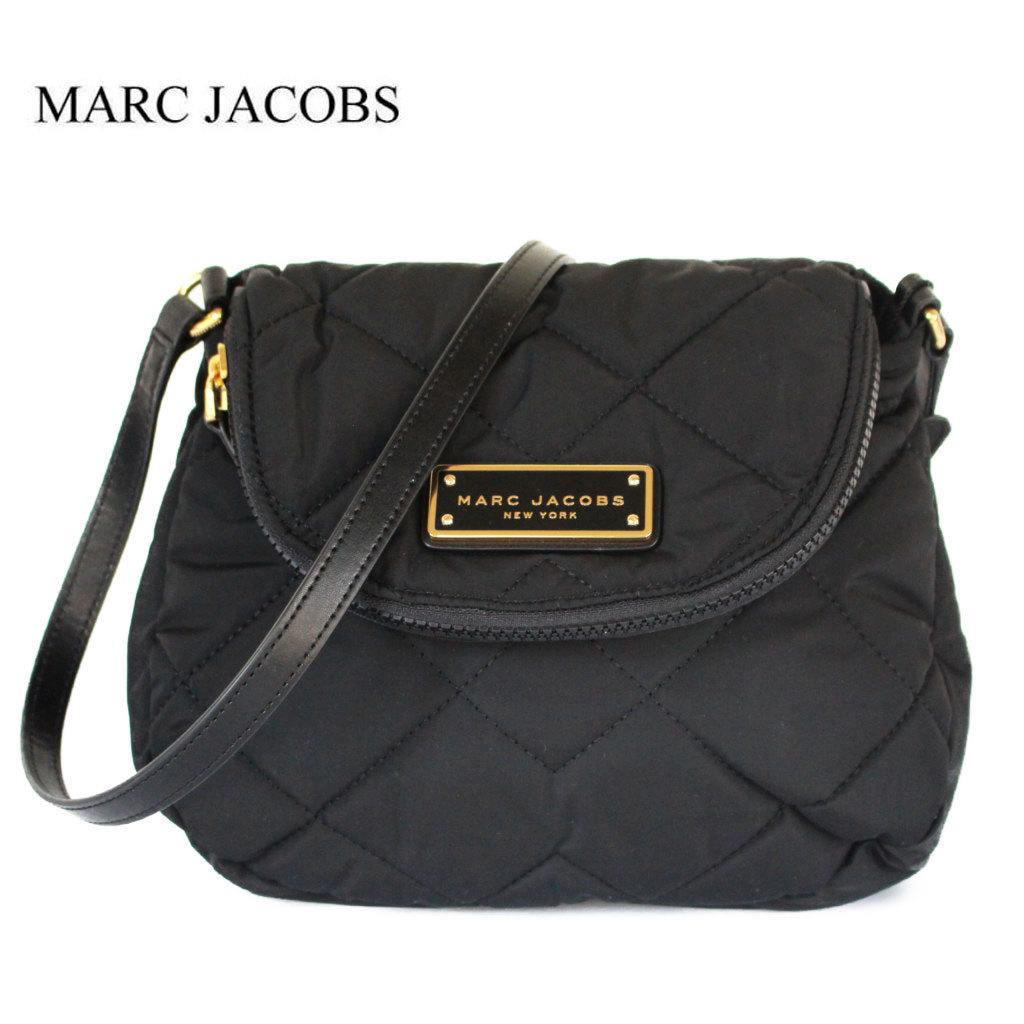 マークジェイコブス バッグ ショルダーバッグ ナイロン キルティング クロスボディ Marc Jacobs Quilted Nylon Mini Messenger Bag