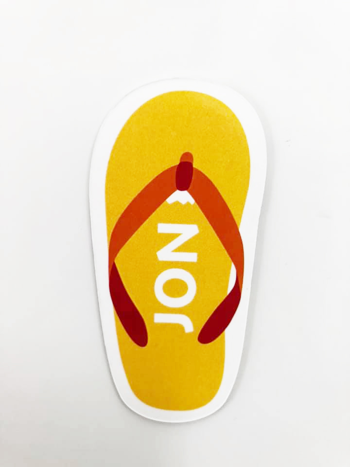 静岡人からマグネットの新商品が新発売 新着 割り引き 静岡人マグネットシリーズ 左 JON