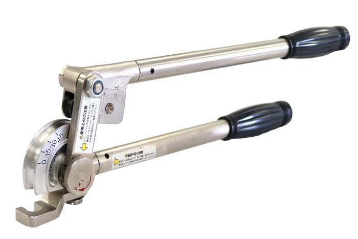 正規激安 お求めやすく価格改定 BBKハンドル着脱式チューブベンダー1 2インチ964-FH-08