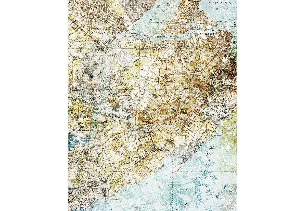 ドイツ製インポート壁紙 6002a Vd2 Mix Map ミックスマップ 即納