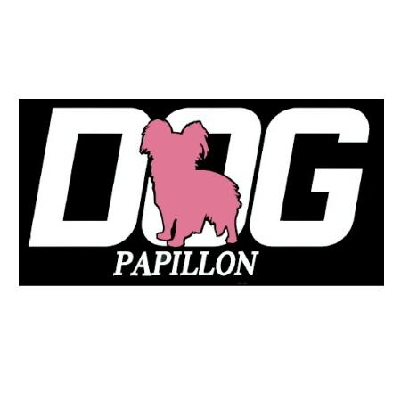 DOGステッカー>カッティングステッカー>DOG&カラーシルエット>DOG大文字