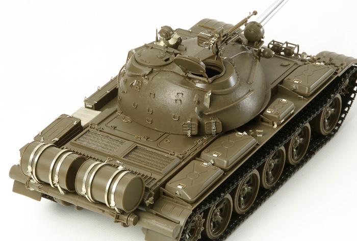 ソビエト戦車 T-55A