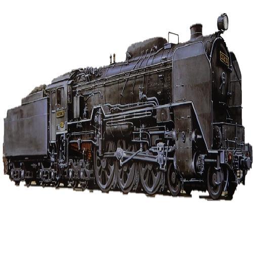 1/50 蒸気機関車 C62