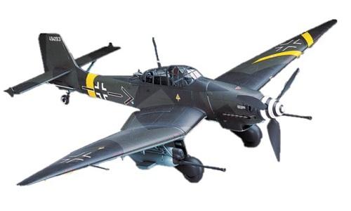 1/32 ユンカース Ju87G スツーカ カノーネンフォーゲル