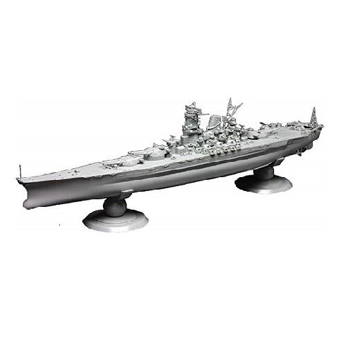 1/500 旧日本海軍幻の戦艦 超大和型戦艦