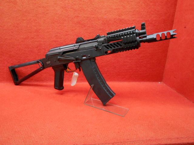 E&L AKS-74 タクティカル MOD C Zenitcoタイプハンドガード&ハイダー 電動ガン