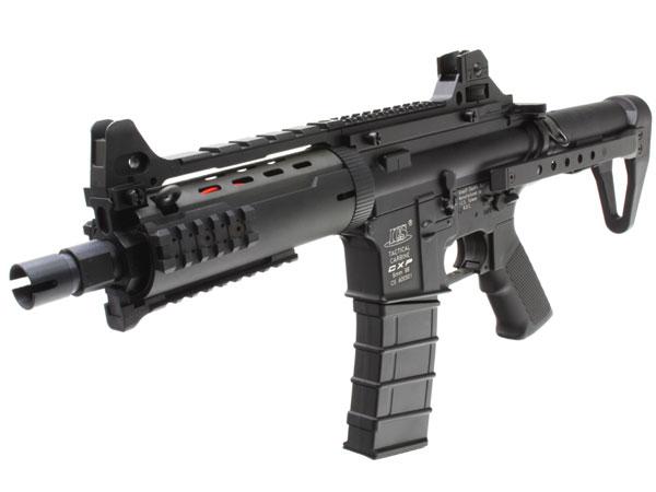 CXP コンセプト ライフル リアルテイクダウンモデル ICS-60