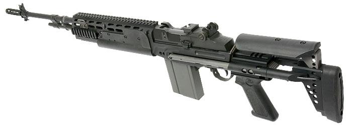 G&G電動ガン M14EBR ロング