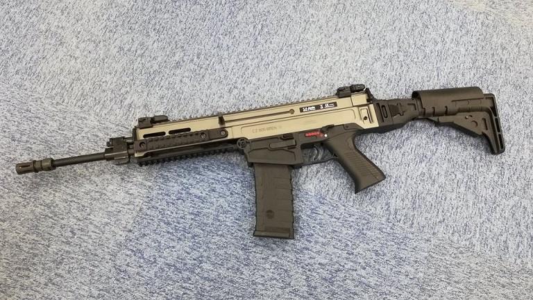 ASG Cz805 BREN A1 2TONE GREY【エントリーで最大P22倍】