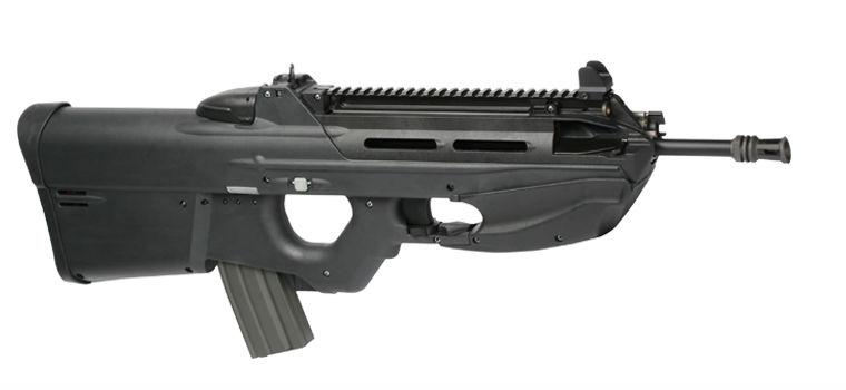 G&G F2000 Tactical ETU MOSFET