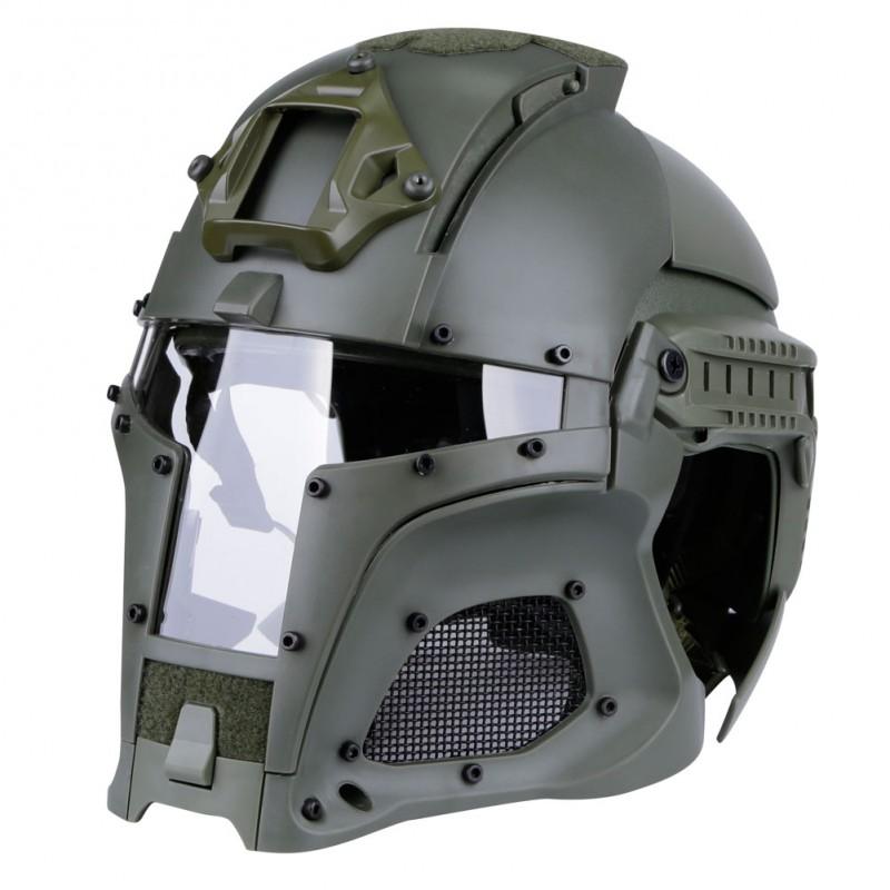 S&T Medieval Iron Warriorタイプ ヘルメット