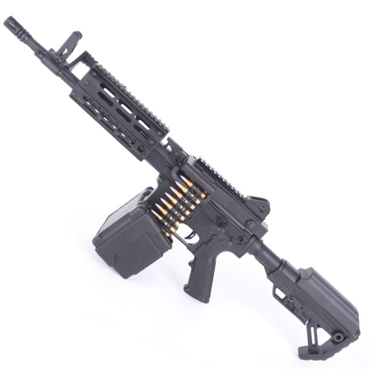 Golden Eagle フルメタル電動ライトマシンガン FightLite MCR 12.5インチ
