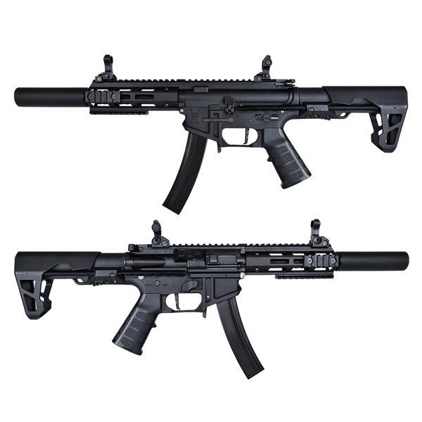 King Arms PDW 9mm SBR SD【スマホエントリーP10倍】