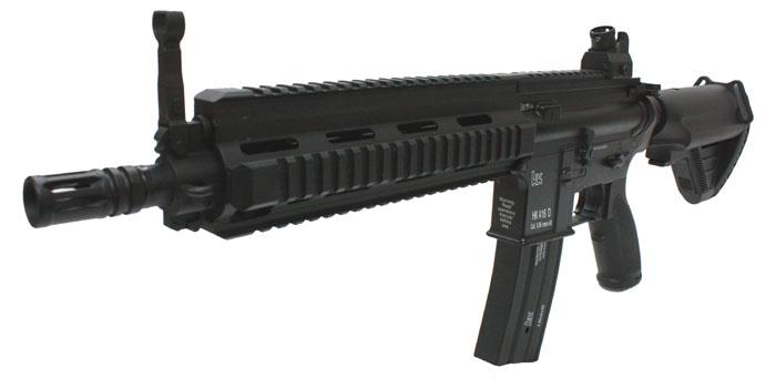 S&TスポーツラインG2電動ガン HK416D 10in RS &350連マガジン 電子トリガー