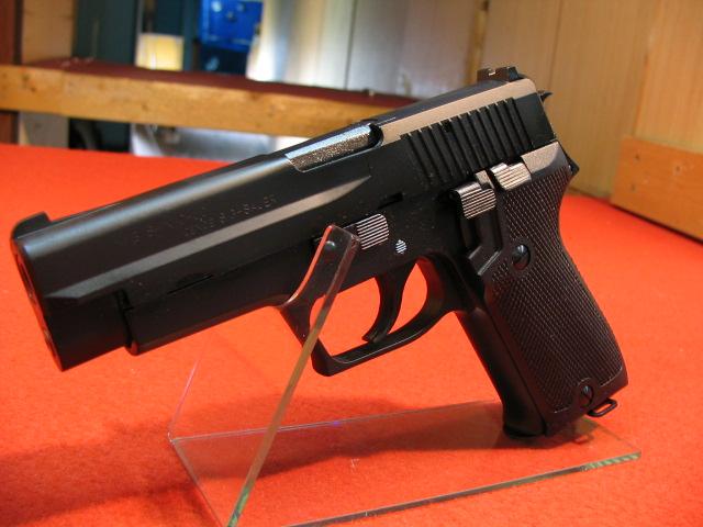タナカワークス・SIG P220 陸上自衛隊 ヘビーウェイト エボリューション モデルガン【エントリーで最大P22倍】