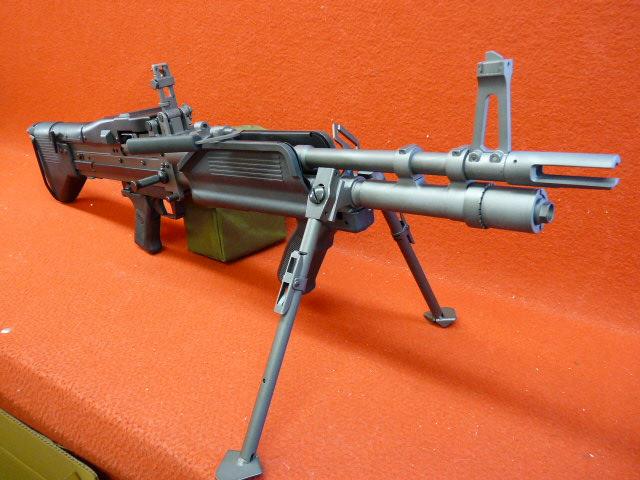 【送料無料対象外】A&K・M60・Mk43-Mod0フルメタルカスタム 電動ガン