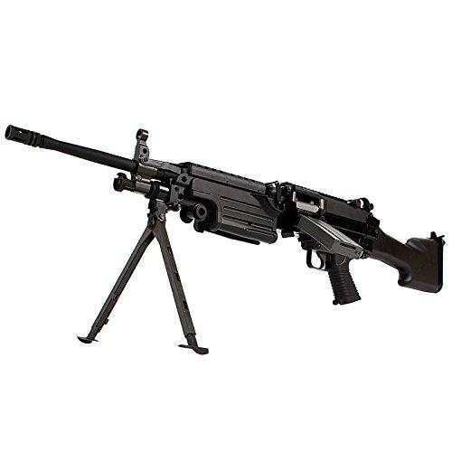 【送料無料対象外】Classic Army・ミニミ M249  Mk2 電動ボックスマガジン装備