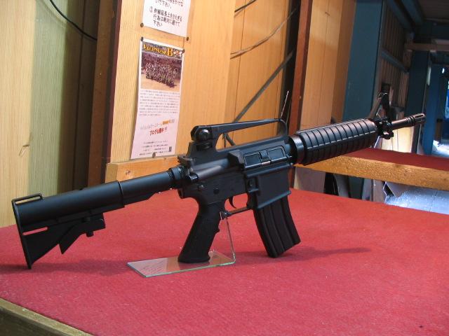 東京マルイ コルト M733コマンド 電動ガン スタンダードタイプ