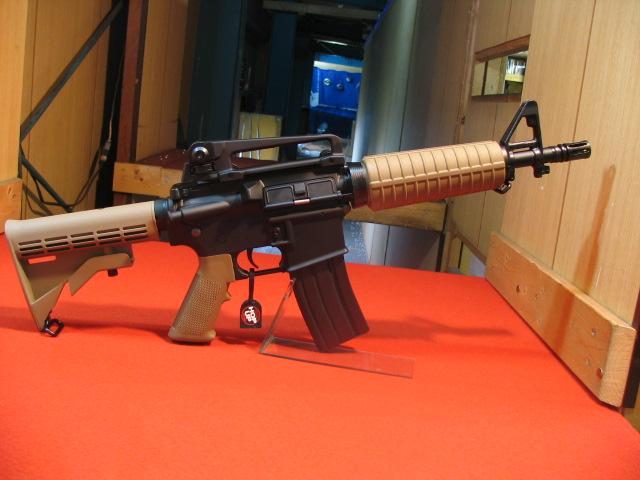 東京マルイ コルト M933コマンド/タンカラー〈プレミアム限定〉 電動ガン スタンダードタイプ