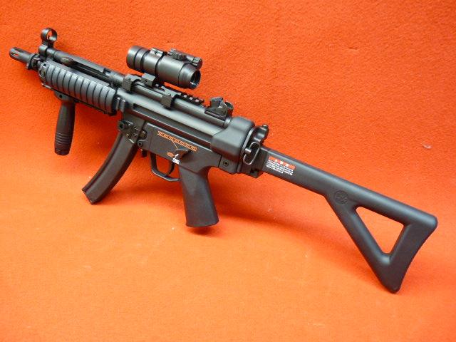 東京マルイ H&K MP5 R.A.S. 電動ガン スタンダードタイプ