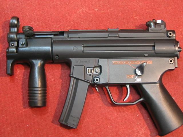 【エントリーでポイント10倍】東京マルイ H&K MP5クルツA4 電動ガン スタンダードタイプ