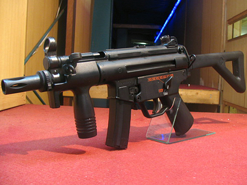 東京マルイ H&K MP5クルツA4 PDW 電動ガン スタンダードタイプ