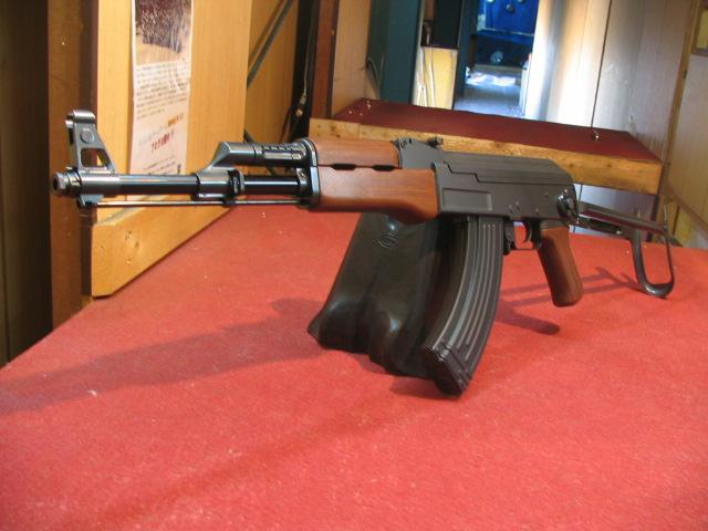 東京マルイ AK47S 電動ガン スタンダードタイプ