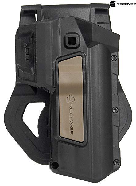 RECOVER TACTICAL リカバーホルスター( リカバーグリップ装着銃の専用ホルスター 右用 )