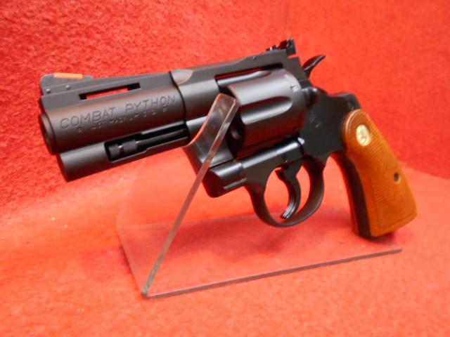 タナカワークス・コルト パイソン 357マグナム 3インチ R-model ヘビーウェイト ガスガン【エントリーで最大P22倍】