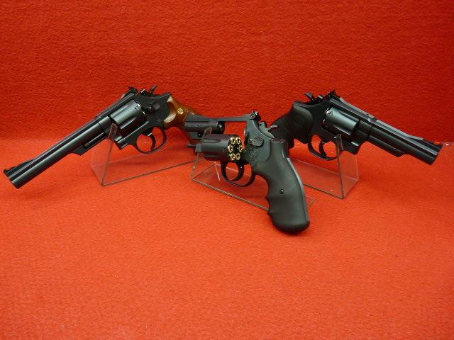 東京マルイ S&W M19 2.5・4・6インチ ガスガン