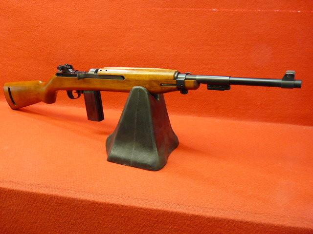 マルシン・M1カービンCDX・6mmCO2ブローバック 高級ウォールナット製木製ストック