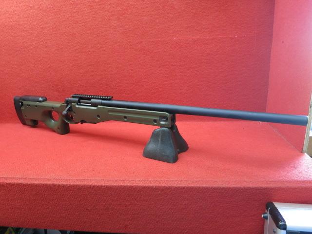 タナカ エアーボルトアクションライフル M700AICSグリーンVER