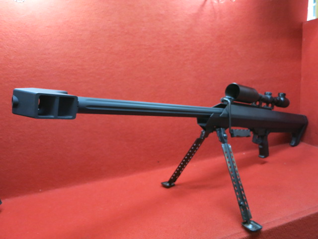 SW バレットM99 エアーライフル